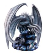 Anne Stokes Rock Dragon Figurine Designer Sculpture Statue Ornament Figure